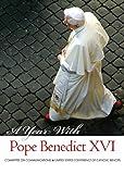 A Year with Pope Benedict XVI, Benedict, 160137125X