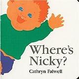 Where's Nicky?, Cathryn Falwell, 0395929539