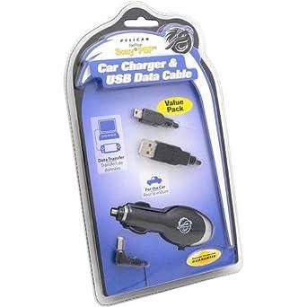 Amazon.com: Pelican accesorios Cargador de Coche y USB Combo ...