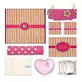 Anigan First Period Kit, Pink, Medium