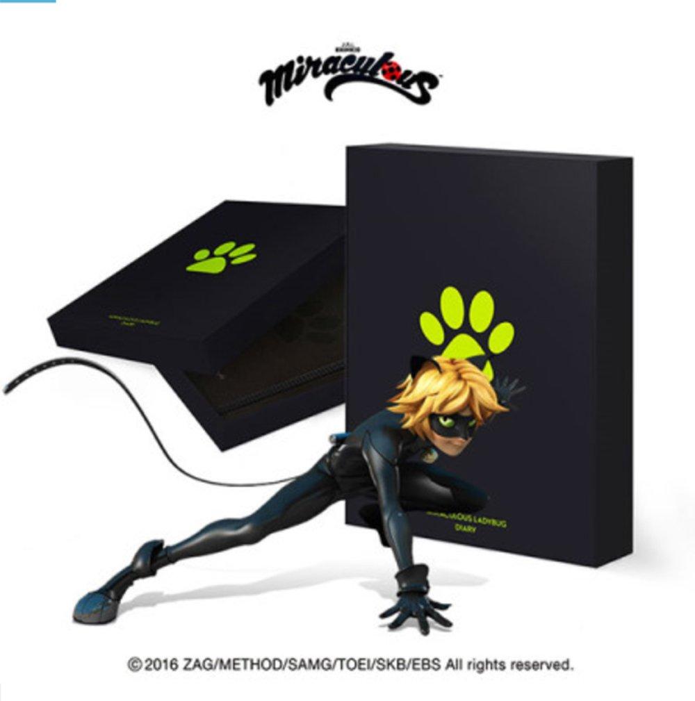 Miraculous Ladybug Planner (Ladybug) + Strore Gift