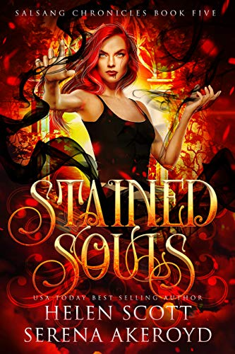 Stained Souls by Helen Scott and Serena Akeroyd