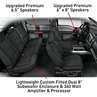 JBL Concert Edition Audio System for the 2015-17 Ford F150