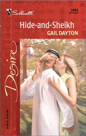 book cover of Hide-And-Sheikh