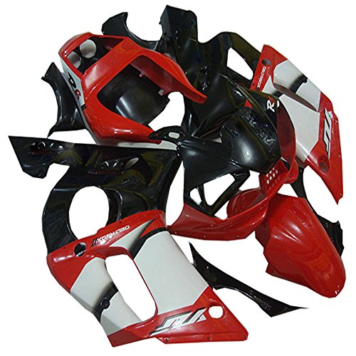 - NT FAIRING New White Black Red Injection Mold Fairing Fit for Yamaha 1998-2002 YZF R6 1999 2000 2001 Painted Kit ABS Plastic Motorcycle Bodywork Aftermarket