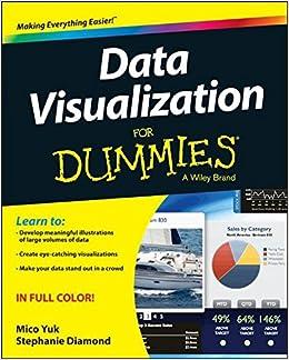 Book Data Visualization For Dummies