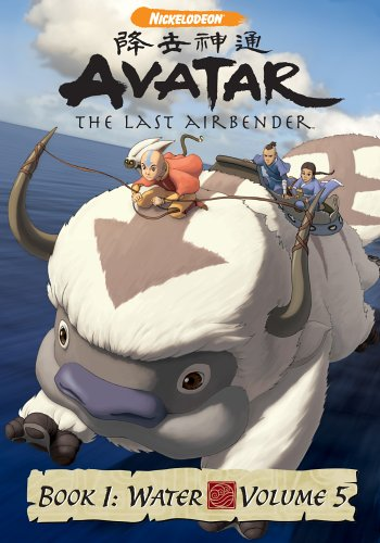 Avatar The Last Airbender - Book 1 Water, Vol. 5