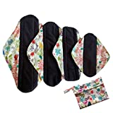 reusable sanitary cloth pads/menstrual pads/ maternity pads/ postpartum care(XLarge, WSD8)