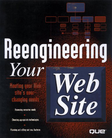 Reengineering Your Web Site