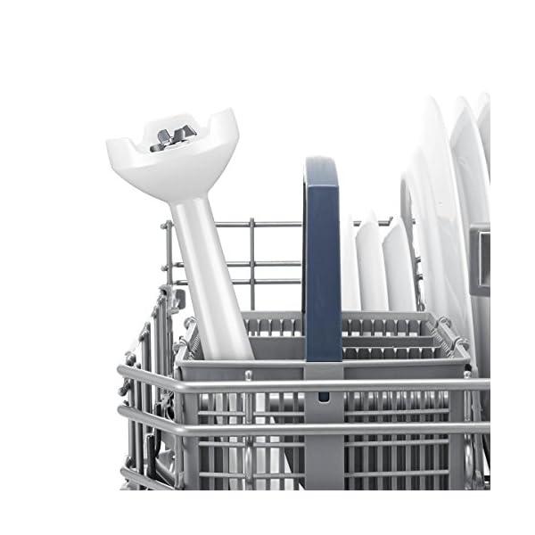 Bosch Elettrodomestici MSM14000 Frullatore ad Immersione, 400 W, 50 Decibel, Plastica, Rosso 4