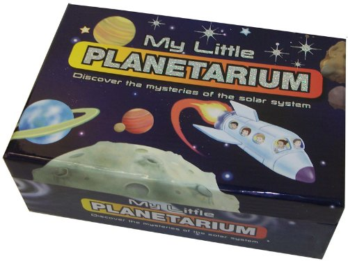 My Little Planetarium: Discover the Mysteries of the Solar System pdf epub