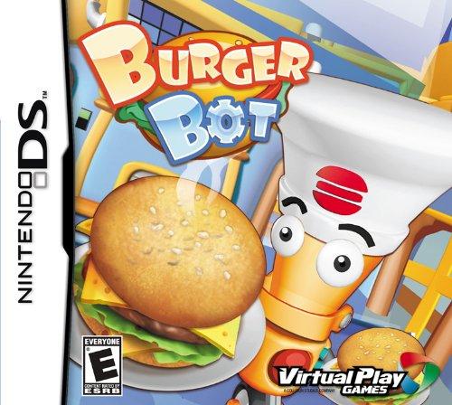 Burger Bot - Nintendo DS Countdown