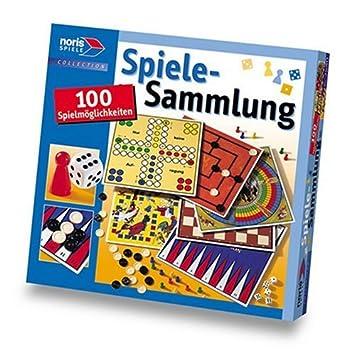Noris Spiele 6112540-100 juegos reunidos: Amazon.es: Electrónica