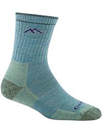 Vermont Women's Merino Wool Micro Crew Cushion Socks