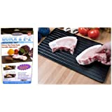 1 X Gourmet Trends Quick & EZ Defrosting Tray