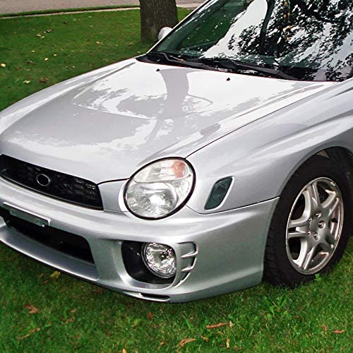 Spec-D Tuning For Subaru Impreza Wrx Smoke Side Markers Signal Lights