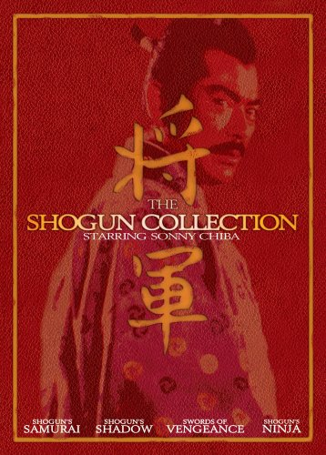 Buy shogun dvd mini series