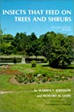 img - for Insects that Feed on Trees and Shrubs (Comstock Book) book / textbook / text book