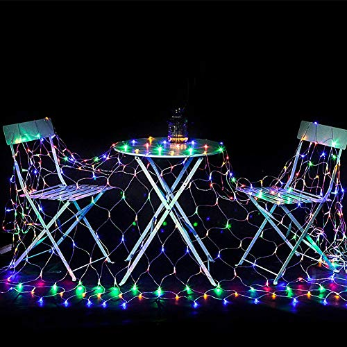 Random Twinkle Led Net Lights