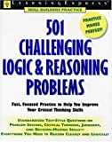 501 Challenging Logic and Reasoning Questions, LearningExpress Staff, 1576852857