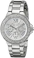 SO&CO York Women's 5019.1 Madison Analog Display Quartz Silver Watch from SO&CO MFG