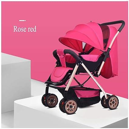 GSDZN - Sillas De Paseo Cochecito Carritos Deportivos Sistemas De Viaje Carro De Bebe Adecuado para