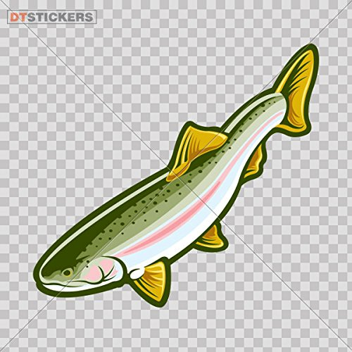 Adhesive Self Carson (Hobby Vinyl Decal Carson Dellosa Fish hobby decor (4 X 3,69 In. ) Fully Waterproof Printed vinyl sticker)