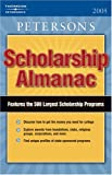 Scholarship Almanac 2005, Peterson's Guides Staff and Peterson's, 0768915147