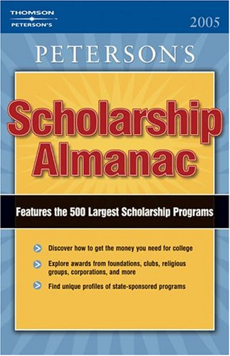 Scholarship Almanac 2005