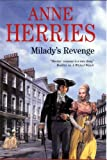 Front cover for the book Milady's Revenge by Anne Herries