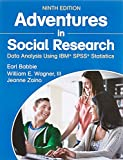 BUNDLE: Babbie: Adventures in Social Research 9E + SPSS 24