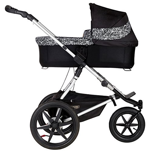 Mountain Buggy Terrain Premium Jogging Stroller, Graphite by Mountain Buggy (Image #7)