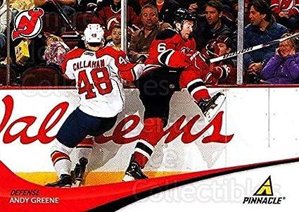 Amazon.com  (CI) Andy Greene Hockey Card 2011-12 Pinnacle (base) 106 ... e494102b5