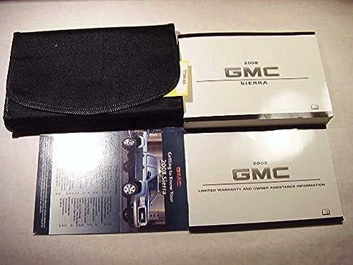 2008 gmc sierra owners manual gmc amazon com books rh amazon com 2008 sierra 1500 owners manual 2008 sierra owners manual
