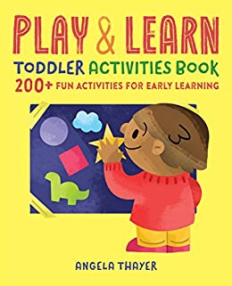 Amazon play learn toddler activities book 200 fun play learn toddler activities book 200 fun activities for early learning by fandeluxe Images