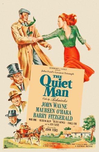 xx PosterThe Quiet Man Movie Poster   Style E -