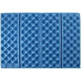 Blue Foldable Folding Foam Waterproof Chair Cushion Seat Pads