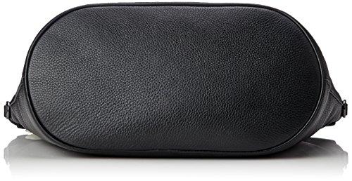 Ecco Ecco Sp 2 Large Doctor's Bag, Henkeltasche femme, Schwarz (Black), 18x30x45 cm (L x H P)