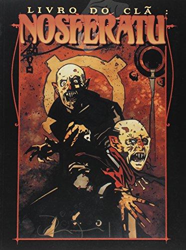 Livro Do Cla. Nosferatu