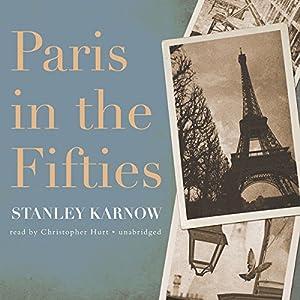 Paris in the Fifties Audiobook