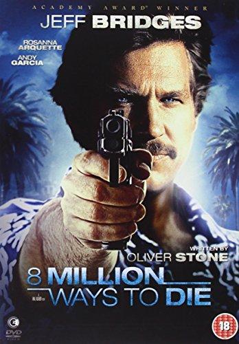 NEW 8 Million Ways To Die (DVD)