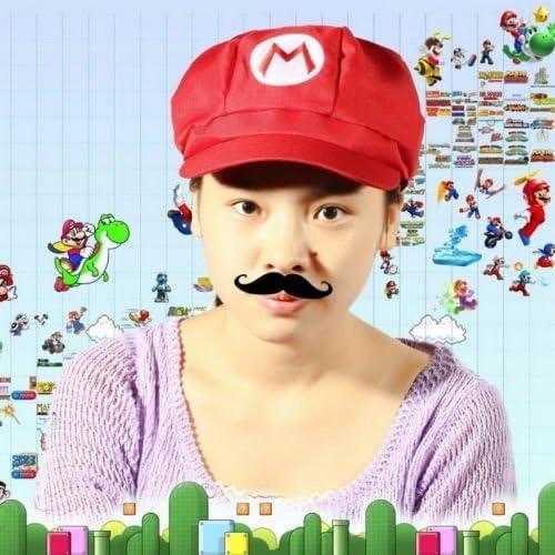 batterelec (TM) Luigi Super Mario Bros Cosplay adulto tamaño ...