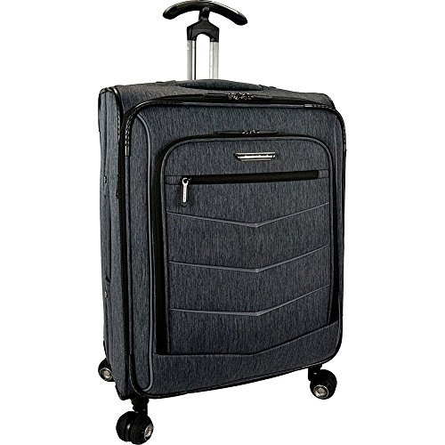 travelers-choice-silverwood-26-softside-spinner-luggage-gray