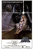GB eye 61 x 91.5 cm Star Wars A New Hope One Sheet Maxi Poster
