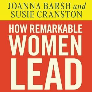 How Remarkable Women Lead Audiobook