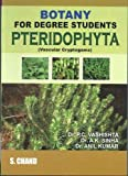 Botany : For Degree Students : Pteridophyta