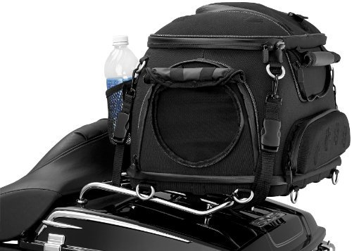 Kuryakyn Pet Palace Bag Pet Carrier Motorcycle