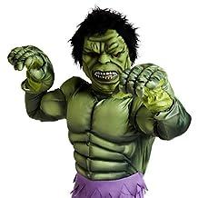 Disney Deluxe Marvel Avengers Incredible Hulk Costume Size 10