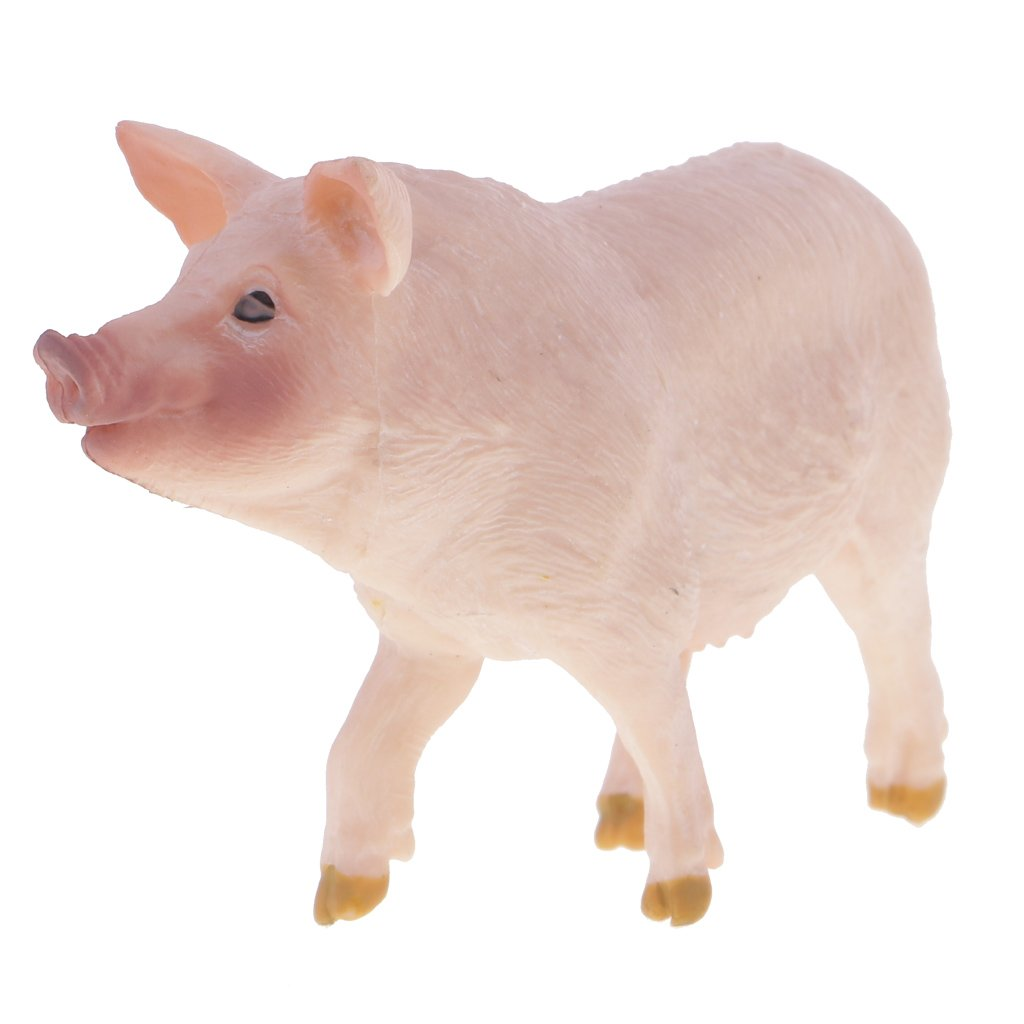 MagiDeal Realistic Wild Farm Animal Sow Model Actions Figure Figurine Kids Educational Toy Children Gifts