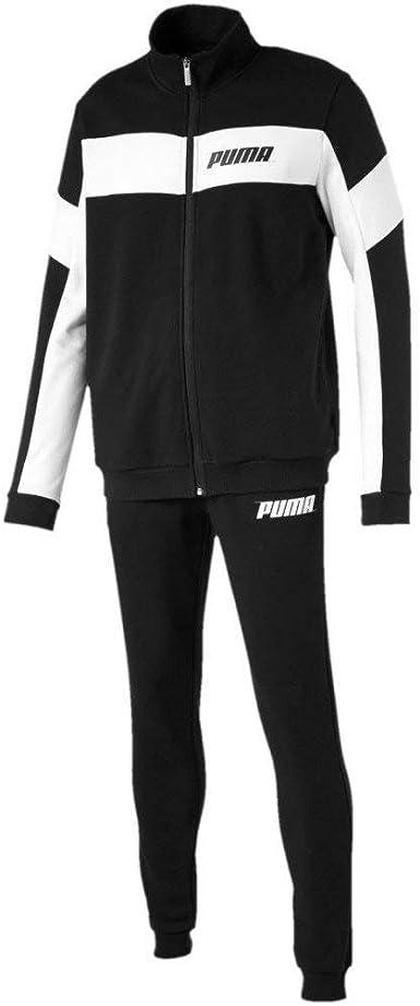 PUMA Rebel Suit CL.Track - Chándal de algodón para Adulto